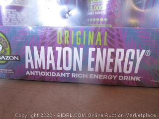 Amazon Energy Drink (11 Pack)