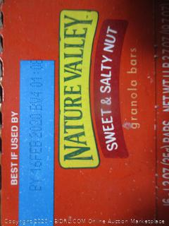 Nature Valley Sweet & Salty Nut Granola Bars (Please Preview)