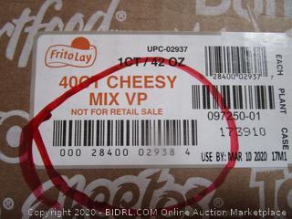 Frito-Lay Cheesy Mix VP