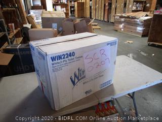 White 2-Ply Toilet Tissue (Box Damage) (Please Preview)