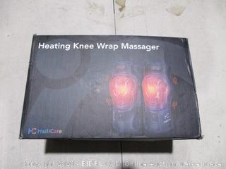 Heating Knee Wrap Massager