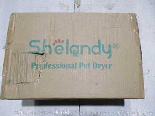 Shelandy Professional Pet dryer