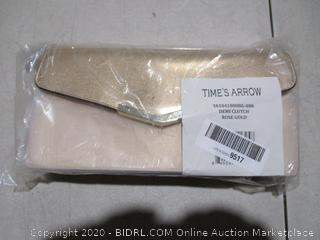 Time's Arrow Clutch Bag