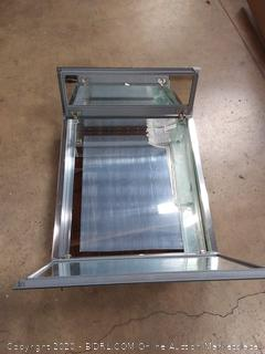 KOHLER 2 Door Medicine Cabinet Recessed Surface Mount(Retails $189)