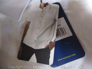 NatNast & English Laundry Large Shirts