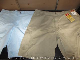 Wrangle & Goodfellow Men's 42  Shorts