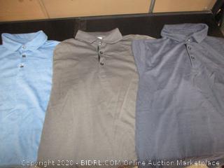 Kirkland Men's Small Shirts
