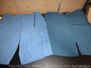 Hang Ten & Gerry Men's Shorts Size 34