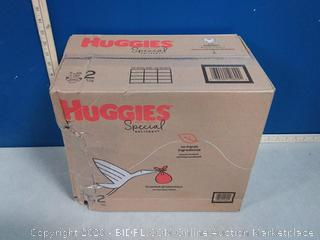 Huggies Special Delivery Hypoallergenic Baby Diapers, Size 2, 132 Ct