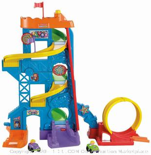 Fisher-Price Little People Loops 'n Swoops Amusement Park (online $37)