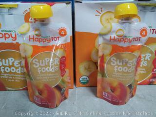 Happy Baby HappyTot Superfoods Stage 4 16ct