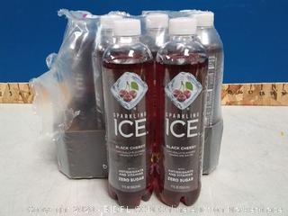 Sparkling ICE, Black Cherry Sparkling Water, With Antioxidants 12pck