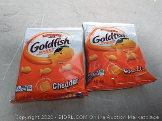Pepperidge Farm Goldfish Cheddar Crackers 30ct