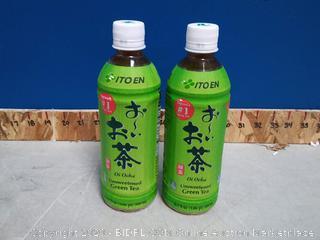 Ito En Oi Ocha Japanese Green Tea 12pck
