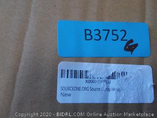 heavy duty metal floor sign holder 22in X 28in (online $79)