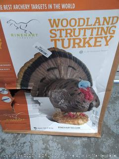 Woodland Strutting Turkey Target (online $149)