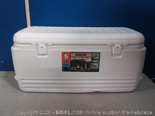 Igloo 120 qt. Polar Cooler (online $57)