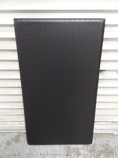 AmazonBasics Premium Anti-Fatigue Standing Comfort Mat (online $115)