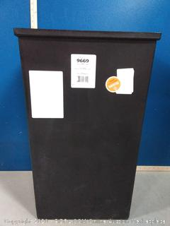 Safco Products 36 Gallon Plastic Liner Black (online $83)