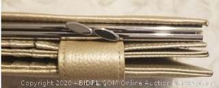 Giani Bernini Gold Wallet (MSRP- $30)