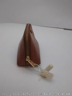 Ralph Lauren Tan Newberry Tate Leather Case- (MSRP-$78)