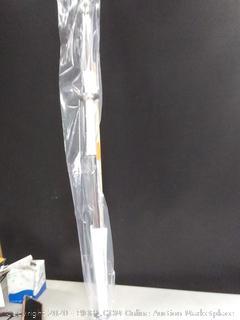 Kohler curved shower rod