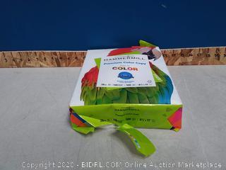 Hammermill Color Copy Paper 8.5 x 11 500 Sheets