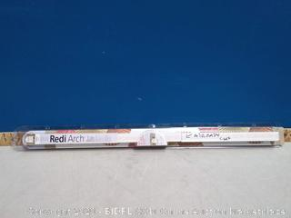 Redi Arch window covering