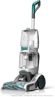 Hoover Smartwash Automatic Carpet Cleaner, FH52000, Turquoise( powers on)(Retails $249)