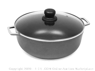 Imusa Non-Stick Cast Aluminum Caldero Pan 36 CM