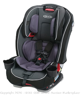 Graco SlimFit 3 in 1 Convertible Car Seat Infant to Toddler Car Seat, (Online $199) Saves Space in your Back Seat, Annabelle