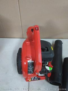 Craftsman gas 2-cycle 25cc handheld blower( untested)( pallet#10)( used)