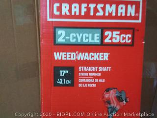 CRAFTSMAN WS230 27-cc 2-Cycle 17-in Straight Shaft Gas String