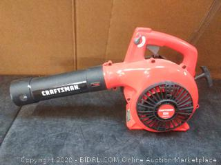 Craftsman B210 2-cycle 25cc gas-powered blower(untested)