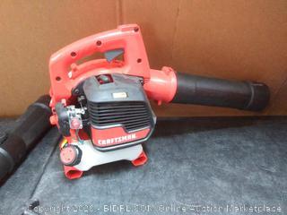 CRAFTSMAN B210 25-cc 2-Cycle 200-MPH Handheld Gas Leaf blower(needs new cord)