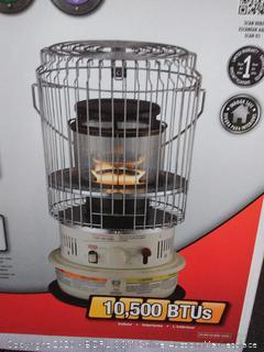 Dyna-Glo portable kerosene convection heater( Factory sealed)