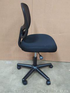 OFM Essentials Fabric Task Chair, Black