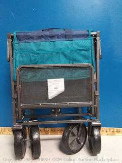 MacSports MAC Sports-Double Decker Teal Wagon(corner chipped) online $93