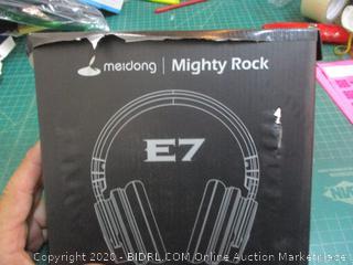 Meidong Mighty Rock  Headset