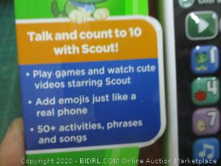 Leap Frog Chat & Count