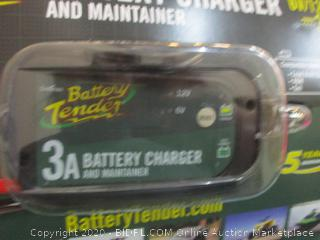Battery Tender Battery Charger and maintainer