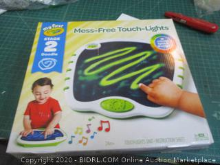 Crayola Mess Free Touch Lights
