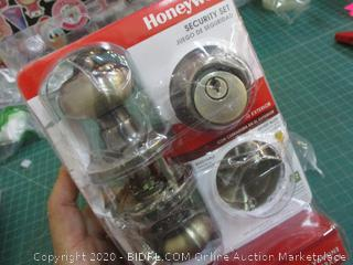 Honeywell Security Set