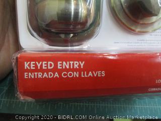 Honeywell Keyed Entry