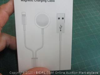 For Watch Magnetic Charging Cable