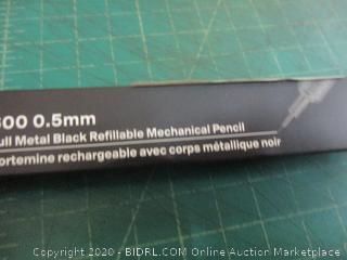 rotring Full Metal Black refillable Mechanical Pencil