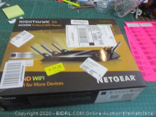 Netgear Nighthawk  Tri Band Wi Fi Router