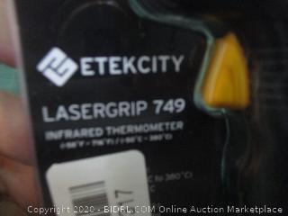 Etecity Lasergrip 749 Infrared thermometer