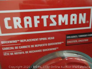 Craftsman  Quickwind Replacement Spool Head