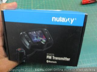 Nuiaxy FM Transmitter